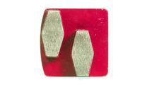 SCAN Bauta dobbel rød SCM #100/120