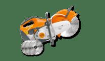 Stihl TS 410 inkl 3 stk turbolazer