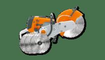 Stihl TS 700 inkl 3 stk turbolazer