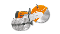 Stihl TS 800 inkl 3 stk turbolazer