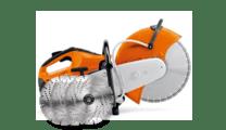 Stihl TS 500i inkl 3 stk turbolazer