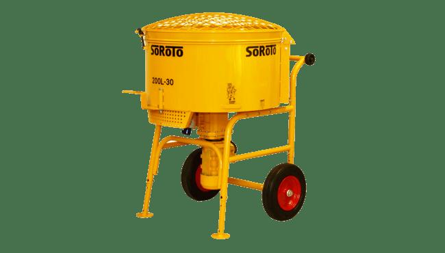 SoRoTo tvangsblander 200L 400V