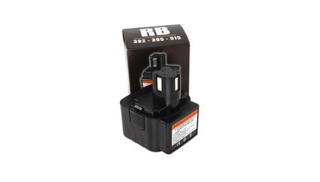 Max batteri 9,6V 3,3Ah