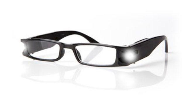 Led inspeksjonsbrille