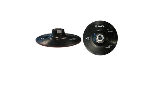Bosch gummitallerken 125mm