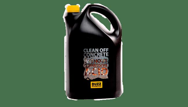 Duzz betongfjerner 5 liter