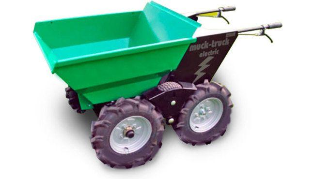 Muck-Truck e-truck
