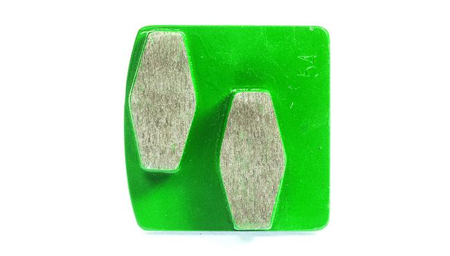 SCAN Bauta dobbel grønn SCS #60/80