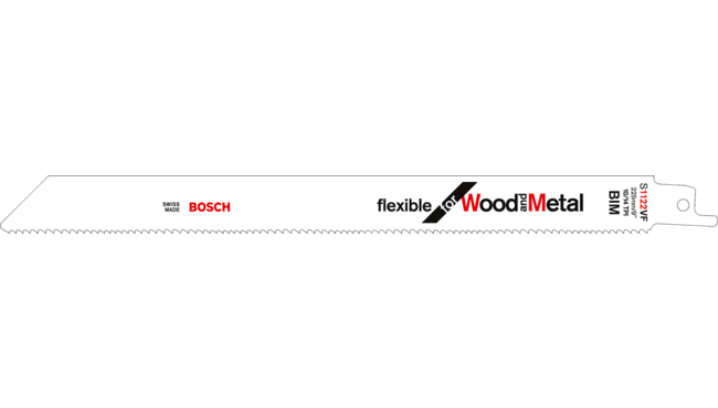 Bosch S11122VF 5 stk
