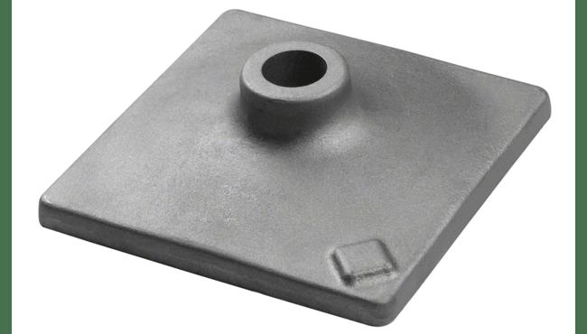 Bosch SDS max stampeplate 120x120