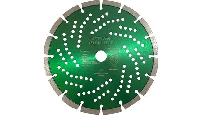 Zyklon green line 230 mm