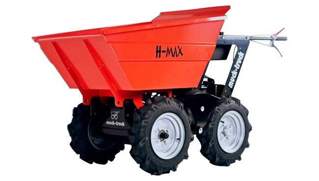 Muck-Truck H-MAX 450 kg.
