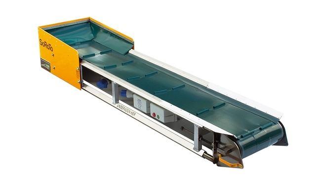SoRoTo transportbånd 2,0 m