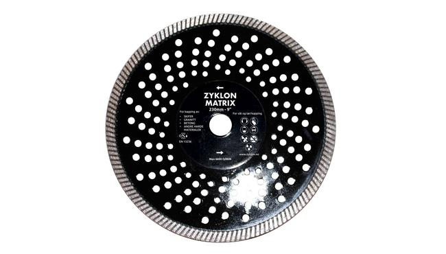 Zyklon matrix ductile 230mm