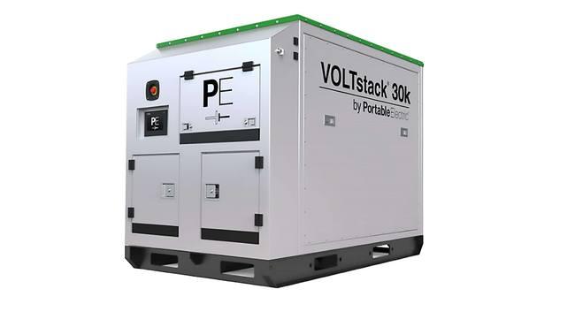 Voltstack 30K batterigenerator